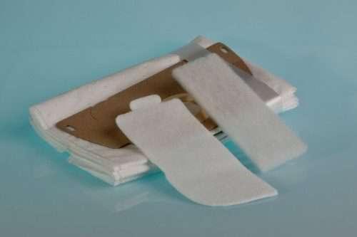0000707 worki perfect bag electrolux e44 elmb02k kpl4 1 500x333 - ELMB 02 K Комплект пылесборников (ELECTROLUX E44)