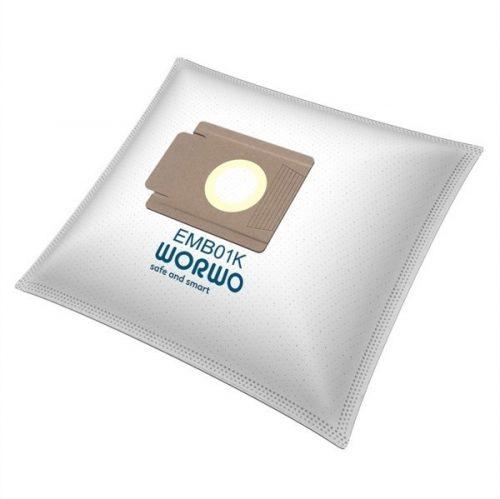 0001833 worki perfect bag eiomorphy richards bs83 emb01k kpl4 dnv coc 001362 fsc recycled 704 1 500x499 - EMB 01 K Комплект пылесборников (EIO BS83) для пылесосов EIO