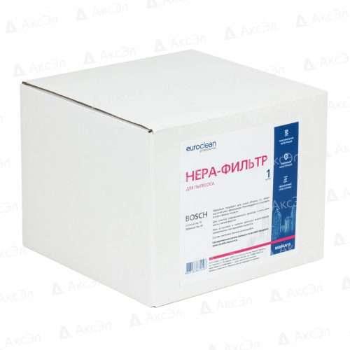 BGSM UV15.5 HEPA фильтр для пылесоса Bosch 500x500 - BGSM-UV15 HEPA фильтр EUROCLEAN для пылесосов BOSCH, 1 шт.,тип оригинального фильтра: 2 609 256 F35