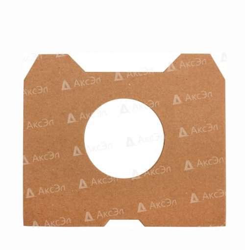 P 10.3 500x511 - P-10 Мешки-пылесборники Ozone бумажные для пылесоса PHILIPS,  тип оригинального мешка: HR 6947.